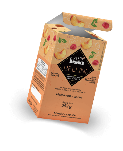 Caixa produto Bellini